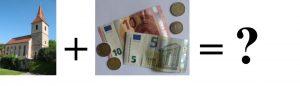 Kirchgeld wird fällig